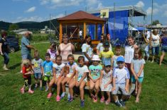 Oslavy 20. výročia odčlenenia obce od mesta Humenné