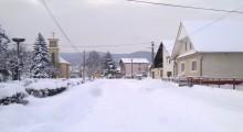 Snehová nádielka 2010