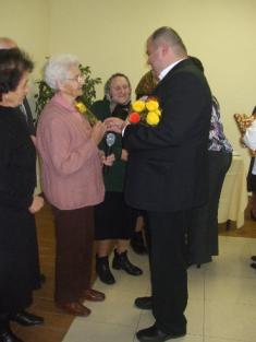 Stretnutie seniórov 2009