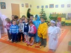 Vianočná besiedka 2010