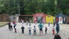 Výlet detí z Materskej školy 2014