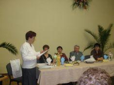 Členská schôdza ČK z roku 2008