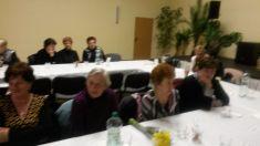 Členská schôdza únie žien Lackovce 2015