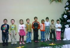 Vystúpenie deti Materskej školy