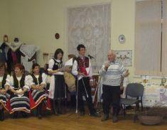 Popoludnie Ľudových tradícií 29.11.2008