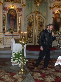 Pravoslavná cerkev sv.trojice vSanoku